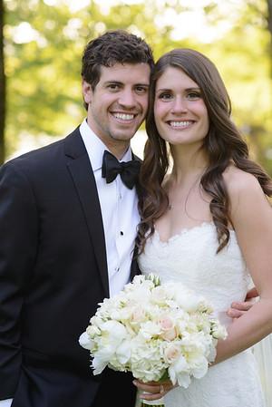 Malllory and Justin Wedding