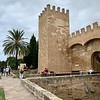 City walls, Alcúdia