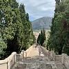 Pollença town steps