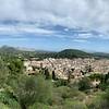 Panorama over Pollença