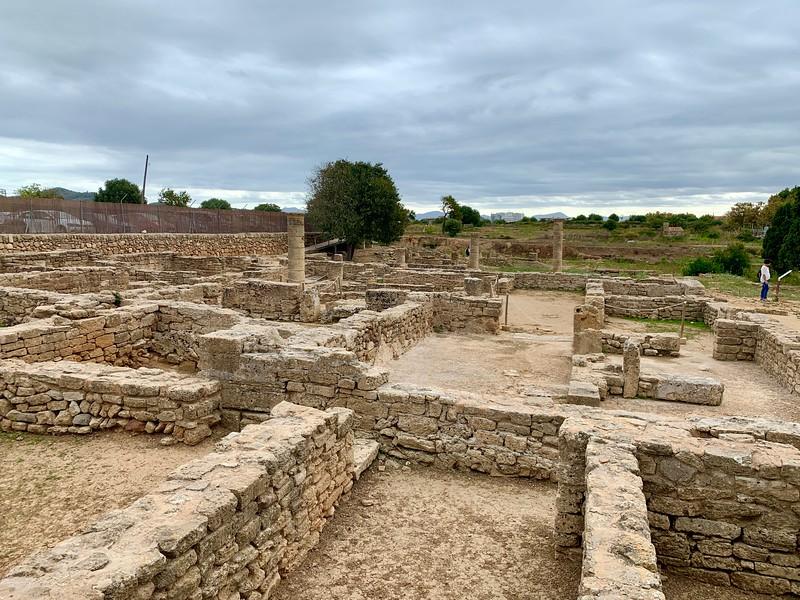 Roman excavations, Alcúdia