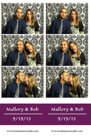 Mallory & Bob's Wedding 9-19-15
