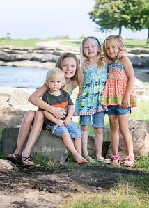 Mallory, Miranda, Lila & Harrison