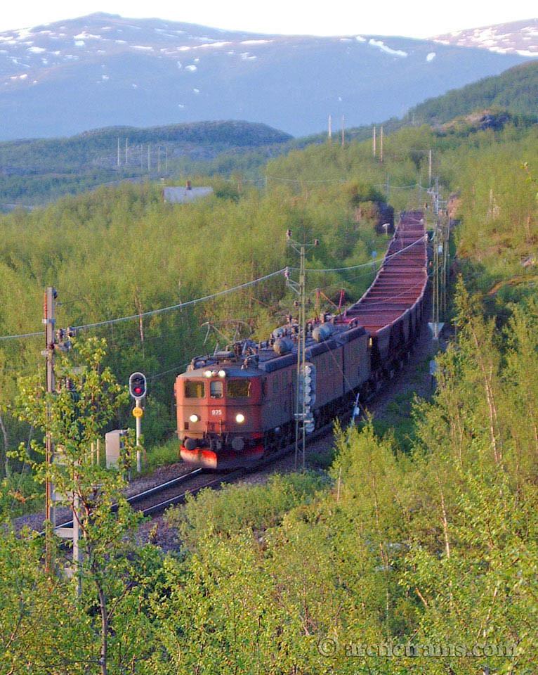 LKAB Dm3 975 Uad Kopparaasen 2001-06-21 by TS