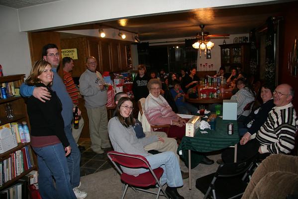 2008 Darlene's Family Christmas Party
