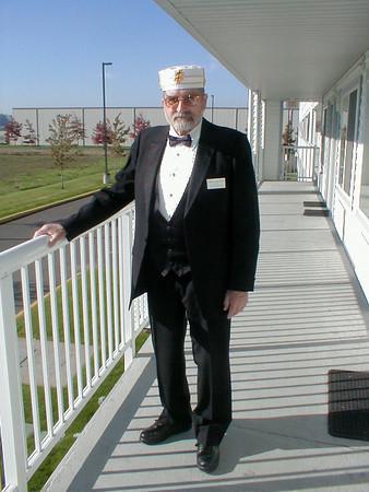 Dad Jack Malone awarded 31st Degree Mason-9