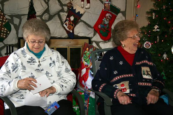 2009 Malone Family Christmas Spokane