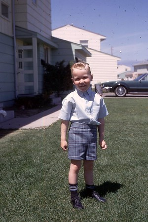 """Malone Family ~ """"Slides"""" from the Baby Years & Camping Years"""