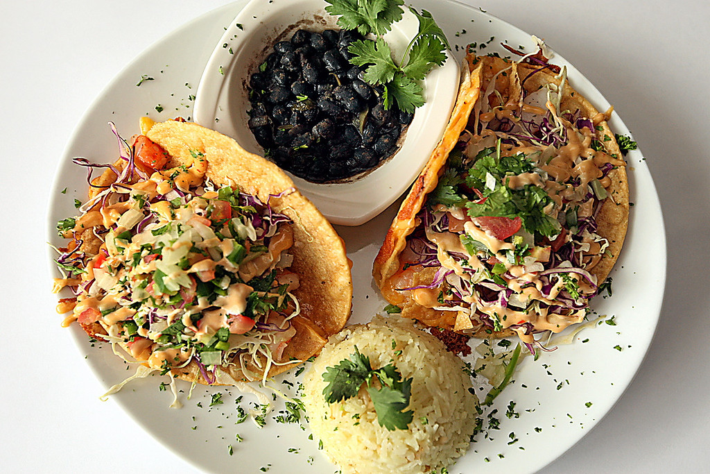 . Cadillac Tacos at Malone\'s Grille in Scotts Valley.  (Dan Coyro -- Santa Cruz Sentinel)