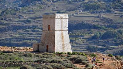 Watchtower, Mellieha