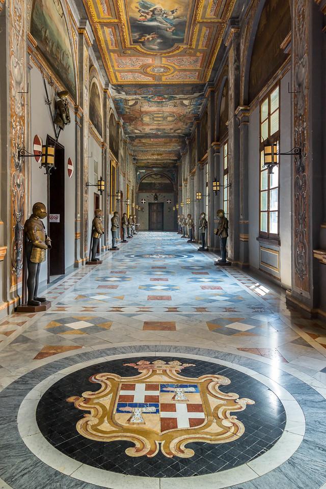 Grand Master's Palace Corridor