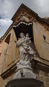 Church of St Rocque, Mdina, Malta