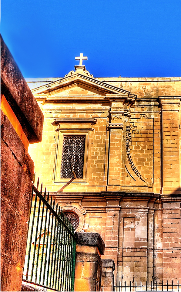 Valletta Church