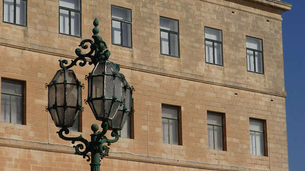 Valletta Streetlight
