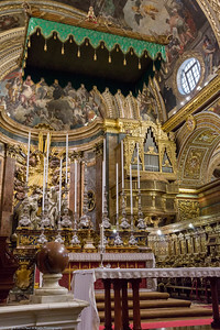 St John's Co-Cathederal Altar