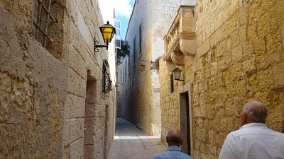 Morning, Mdina