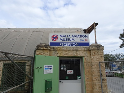 Malta Air Force Museum 2018