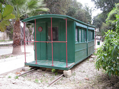 Birkirkara Stn 15 restored carriage Mar 08