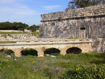 Portes de Bombes Viaduct 3 Mar 09