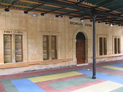 Birkirkara Stn 10 Platform side Mar 08