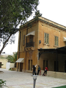 Birkirkara Stn 9 Side Elevation Mar 08