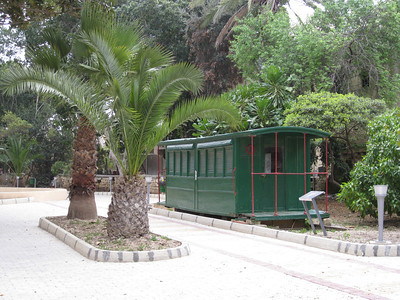 Birkirkara Stn 16 restored carriage Mar 08