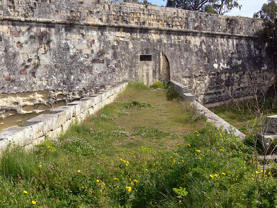 Portes de Bombes Viaduct 1 Mar 09