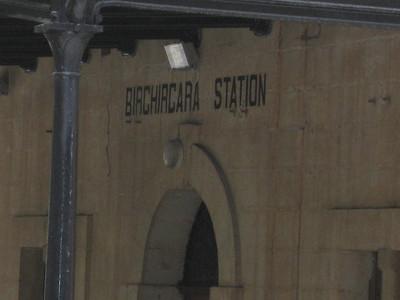 Birkirkara Stn 13 Door lintel Mar 08