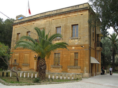 Birkirkara Stn 7 East Elevation Mar 08