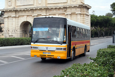 MTA DBY305 Triq Nazzjonali Floriana Sep 10
