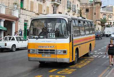 MTA DBY310 Triq San Gorg St Julians Sep 10