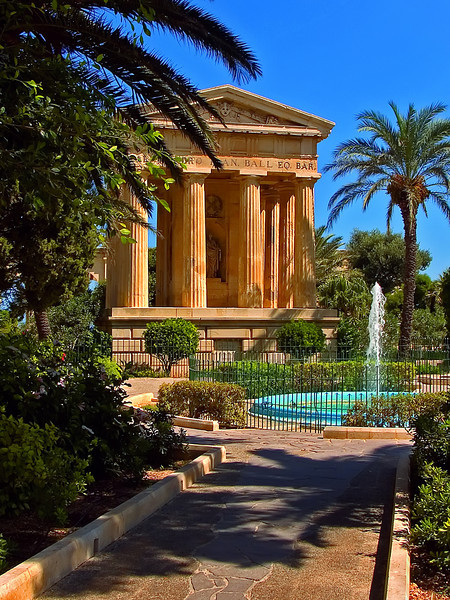 Lower Barracca Garden