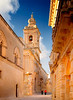 The Silent City of Mdina