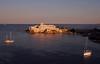View of Point Dragonara from Corinthia Hotel Marina.