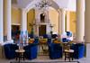 Lobby of Corinthia Hotel San Gorg