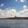 View of Valletta from the Sliema - Valletta ferry.<br /> Captured september 2007.