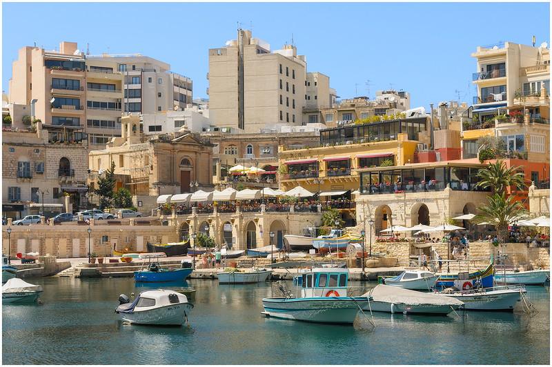 Harbor Restaurants and Marina