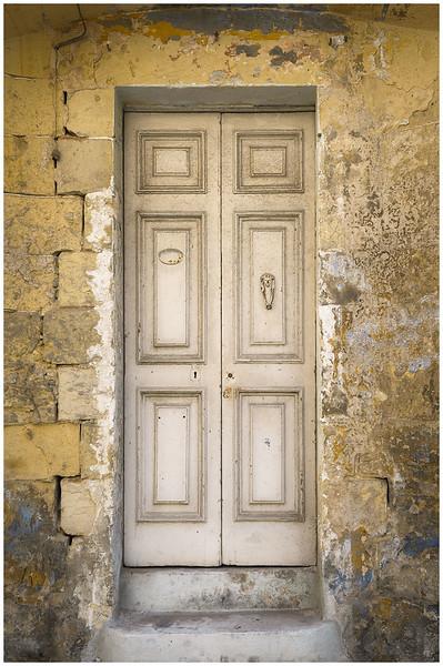 Off-White Door
