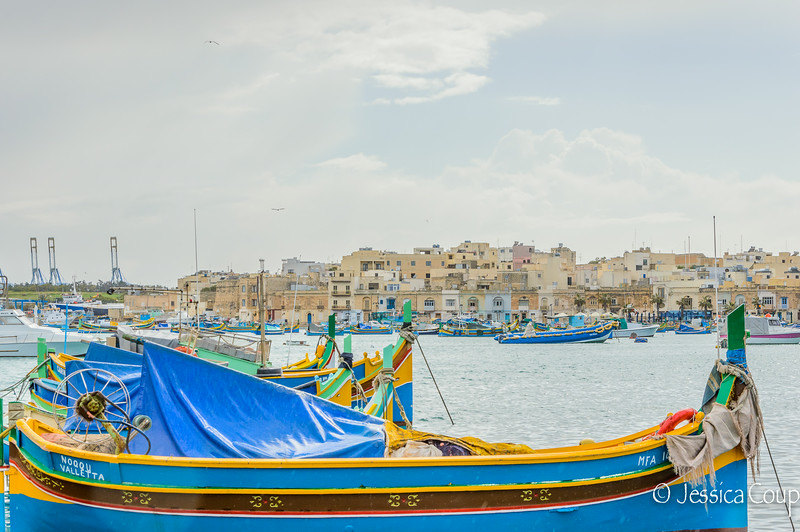 Boats of Malta