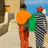 Colorful Couple