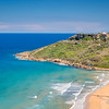 Beach on Gozo