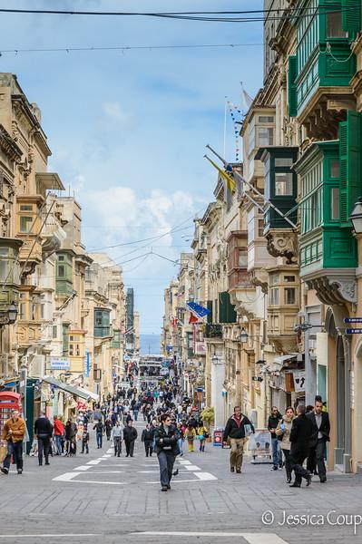 Old Town Valletta