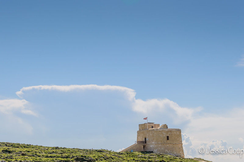 Clouds Over Gozo