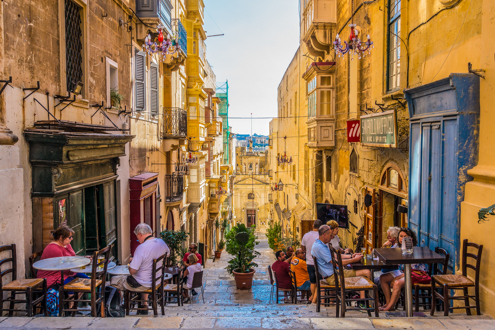 3 days in Malta - Valletta