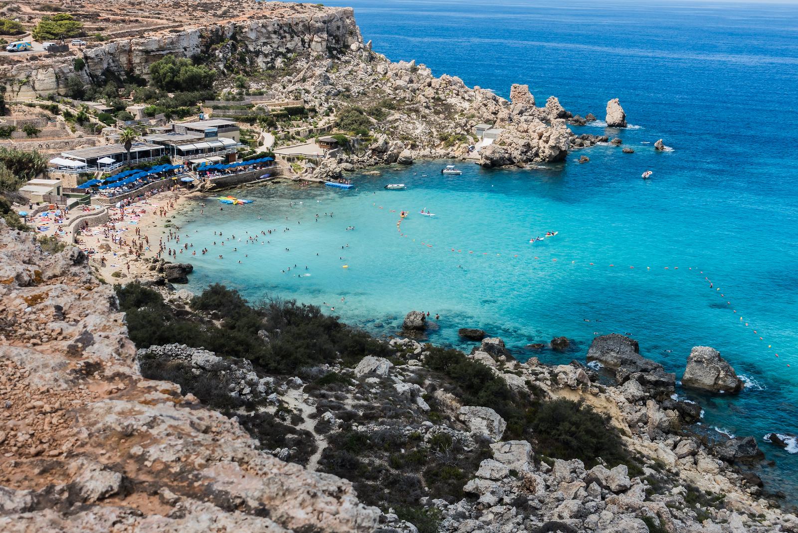 Malta Pictures - Paradise Bay