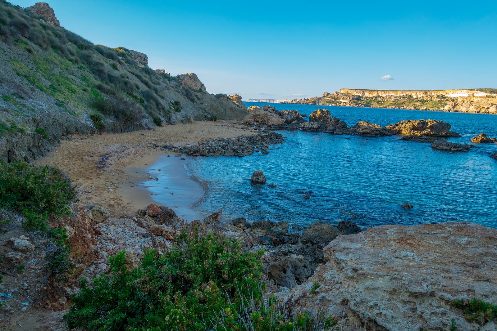 GOTO Malta Car Hire - Ghan Tuffieha Bay, Malta