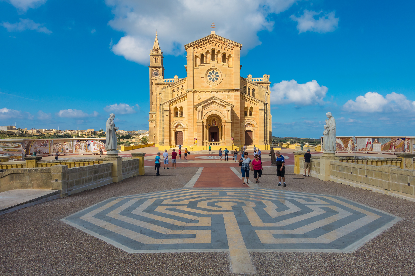Things to do in Gozo - Ta Pinu Shrine and the Peaceful Ghammar Hill