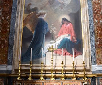Saint Paul's Cathedral, Mdina.