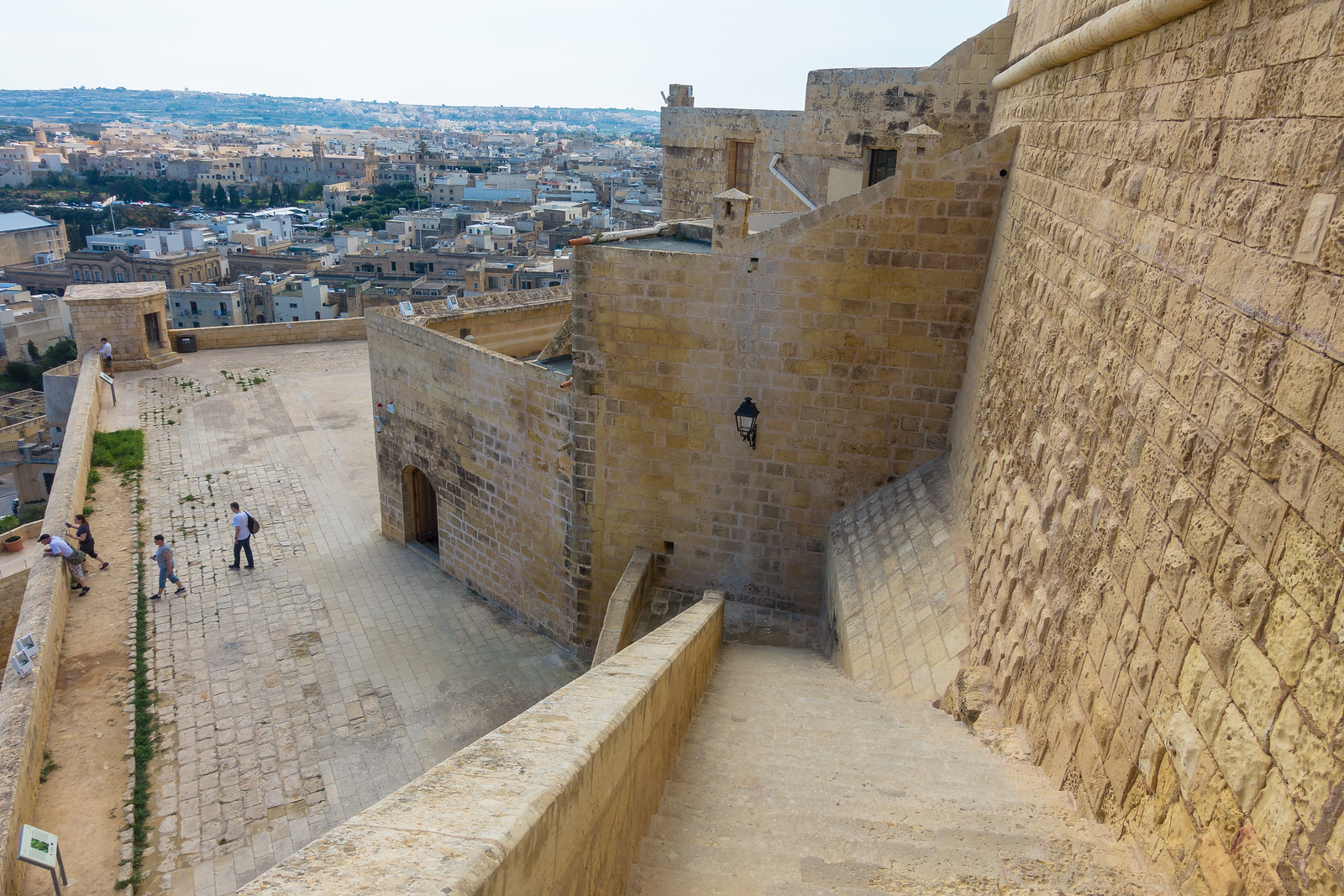 Things to do in Gozo - Cittadella in Victoria