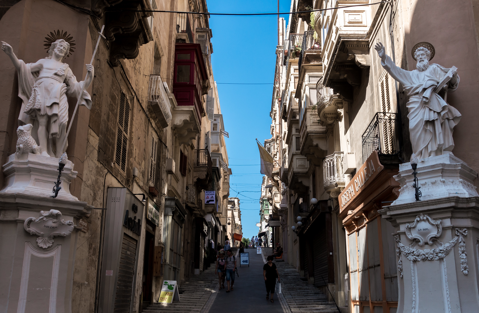 Living in Malta - Choosing a Location